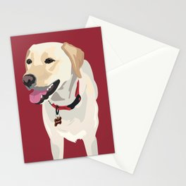 Ruby the Roomba Stationery Cards