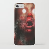 gore iPhone & iPod Cases featuring The Duchess of Gore by Dead4U