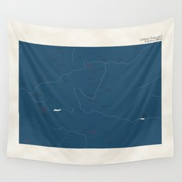 Colorado Parks - v2 Wall Tapestry
