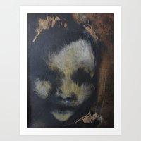 """Sub Lecto"" by Nisus L'art Art Print"