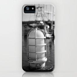 Harbour iPhone Case