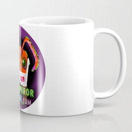 Zander HorrorFam.com Logo Coffee Mug