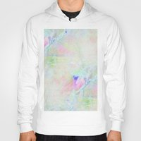 cracked Hoodies featuring cracked rainbow by Hoeroine