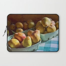 Pear Golden Laptop Sleeve
