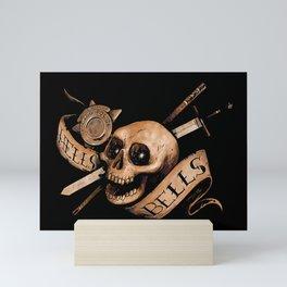 Hell's Bells Mini Art Print