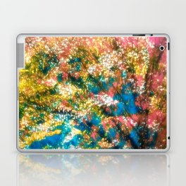 under the cherry tree Laptop & iPad Skin