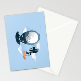 The Perfect Neighbor Stationery Cards