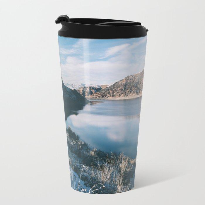 Echo Reservoir Travel Mug