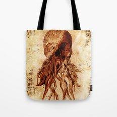 OctopuSkull Tote Bag