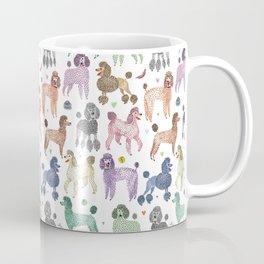 Poodles by Veronique de Jong Coffee Mug