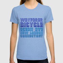 Ocean Ave Waves T-shirt