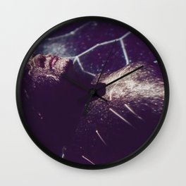 Universe Flows In Me. Wall Clock
