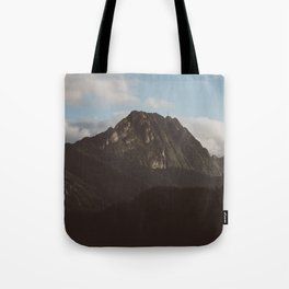 Giewont - Landscape and Nature Photography Tote Bag