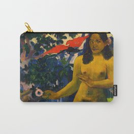 The Delightful Land Carry-All Pouch