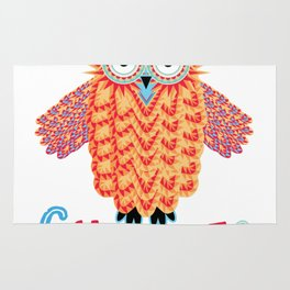 Chouette Owl Rug