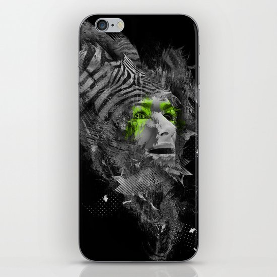 I'm Abstract iPhone & iPod Skin
