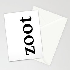 zoot Stationery Cards