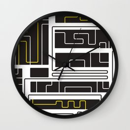 Resonate Connection Wall Clock