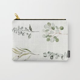 Eucalyptus Branches Carry-All Pouch
