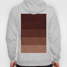 Brown Stripes Hoody
