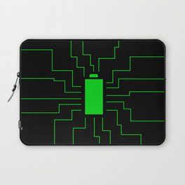 Fully Charged Laptop Sleeve