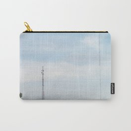 Two Radio Towers on the Horizon Carry-All Pouch