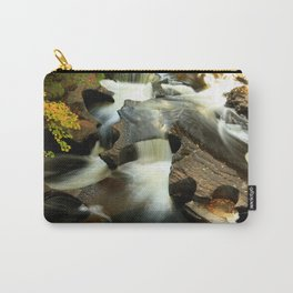 Fall from the Bridge Carry-All Pouch