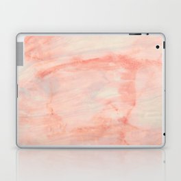Dramaqueen - Pink Marble Poster Laptop & iPad Skin