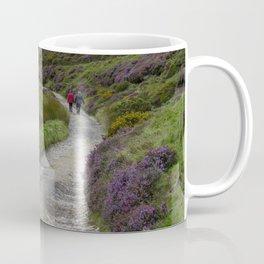 Long way down Coffee Mug