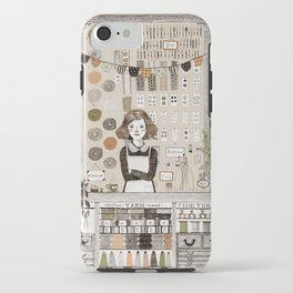 The Notions Shop iPhone Case