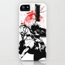 Samurai Japan iPhone Case