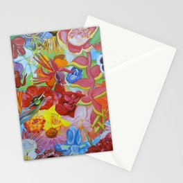All of the Beautiful Flowers Stationery Cards
