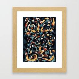 Pattern № 73 Framed Art Print
