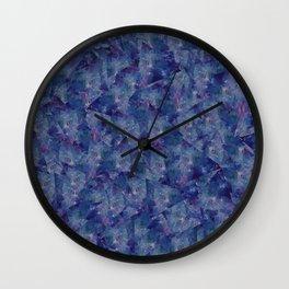 Winter Breeze Wall Clock
