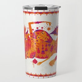 I Wish You Peace Travel Mug