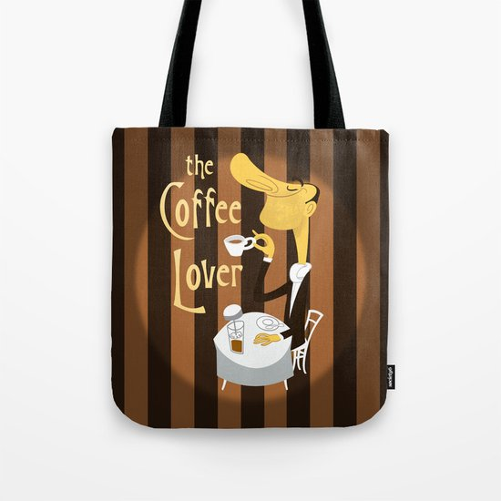 The Coffee Lover Tote Bag