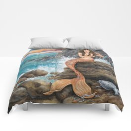 The Looking Glass Comforters