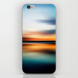 Abstract Landscape 15 iPhone Skin