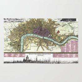 London-England-1740 Rug