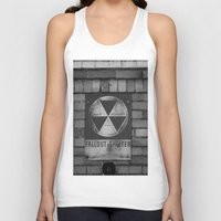 fallout 3 Tank Tops featuring Fallout by Lia Bedell