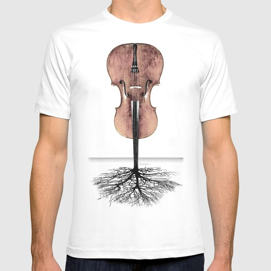 Rooted Sound II T-shirt