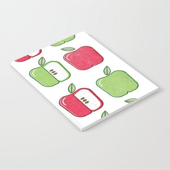 APPLE SMAPPLE DAPPLE HAPPLE PAPPLE Notebook