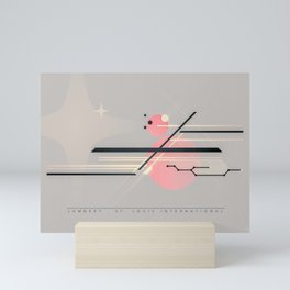 lambert Mini Art Print