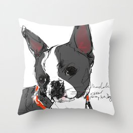 OPD Maddie Throw Pillow