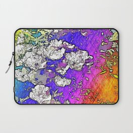 Swaying Song Of Summer Laptop Sleeve