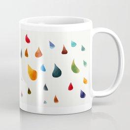 Color Drops Coffee Mug