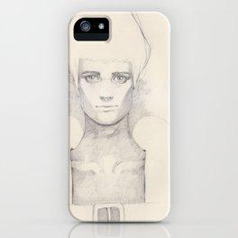 He Has it Too iPhone Case
