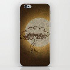 Moon Tree iPhone & iPod Skin