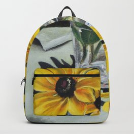Sunflowers in the Sun Backpack