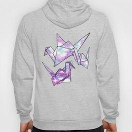 Origami Cranes Hoody